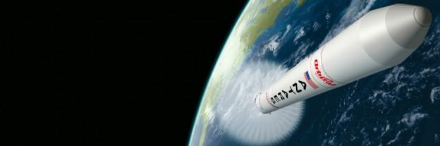 Orbital's Antarest rocket