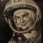 Valentina Tereshkova - the first woman in space